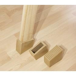Návlek na dřevěné štafle PVC patky /botičky/ 10-12 příček