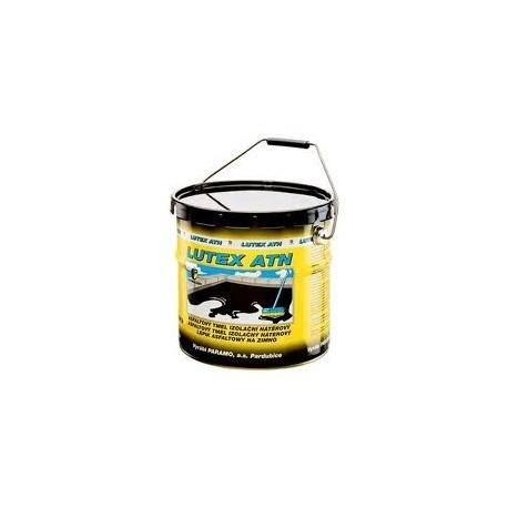 Lutex ATN 9.6 kg asfaltový tmel izolační nátěrový Paramo