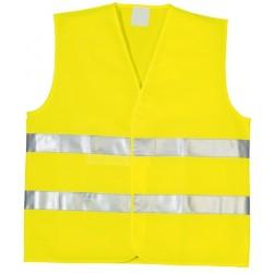 Výstražná vesta žlutá