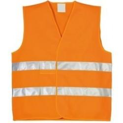 Výstražná vesta oranžová