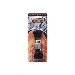 Tkaničky bennon Laces Black Box 110 cm