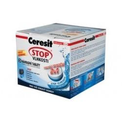 CERESIT Stop vlhkosti mikro náhradní tablety 2x300g