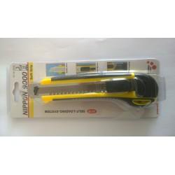 Nůž NIPPON 9000 18mm + 3 břity Schuller