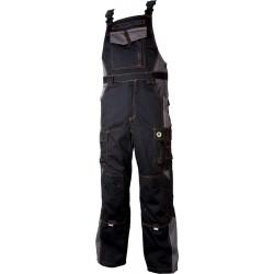 kalhoty VISION BIBPANTS lacl černá
