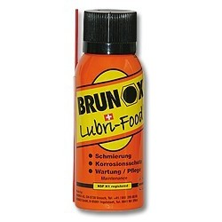 Brunox Lubri-food 400 ml Spray