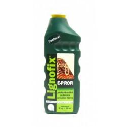 Lignofix E-Profi koncentrát bezbarvý 0,5 kg