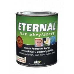 Eternal mat akrylátový 01 bílá 0,7kg