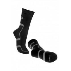 Trekové ponožky BENNON černo-šedé