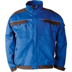 Zimní montérková pracovní blůza COOL TREND, modro/černá H8133