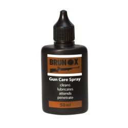 Brunox Turbo Gun Care Olej 50 ml lahev