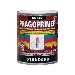 Pragoprimer Standard S2000 základní barva na kov, bílá, 600 ml
