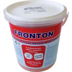 Fronton 0651 žlutý 0,8kg