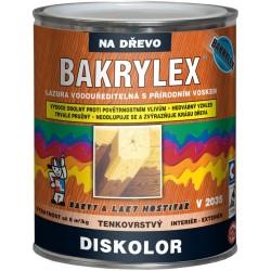 BAKRYLEX DISKOLOR  V2036 0,7kg teak