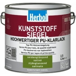 Herbol Kunststoff-Siegel (lesk, pololesk, mat) 2,5 l
