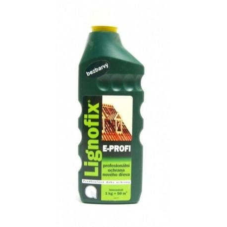 Lignofix E-Profi koncentrát bezbarvý 1 kg