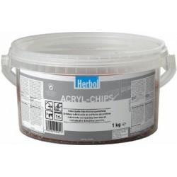 Herbol Acryl Chips 1kg