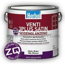 Herbol Venti 3 Plus Satin pololesk 0,75 l