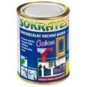 Sokrates colour 0280 pololesk 0.7kg tmavě hnědá