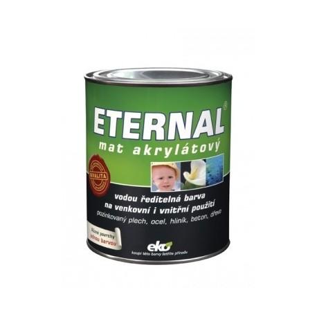 Eternal mat akrylátový 02 světlá šedá 0,7kg