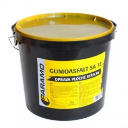 PARAMO Gumoasfalt  SA 12 černý 5 kg