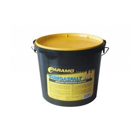 PARAMO Gumoasfalt SA23 červenohnědý 10kg