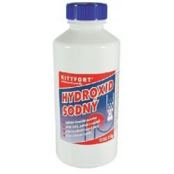 Hydroxid sodný 1kg