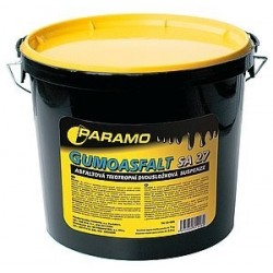 PARAMO Gumoasfalt SA 27 9.3 kg hydroizolace