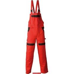 Kalhoty COOL TREND lacl červené 194 cm
