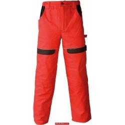 Kalhoty pas COOL TREND  červené 194 cm