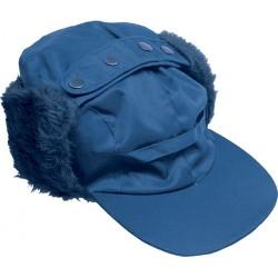 BEAVER zimní ušanka s kšiltem do extrémních podmínek