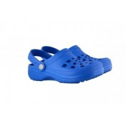 ALBATROS Blue Slipper