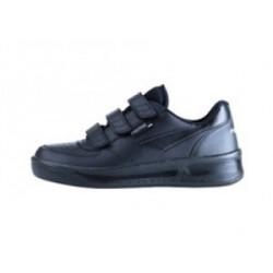 PRESTIGE Velcro černá se suchým zipem