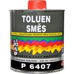 Toluen směs 750 ml  - P6407