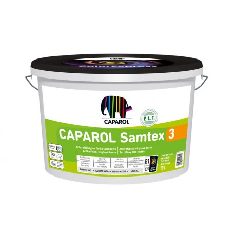 CAPAROL Samtex 3 ELF CE X1 10 l