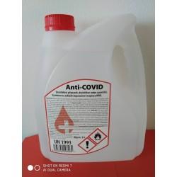ANTI-COVID dezinfekce na ruce 3l
