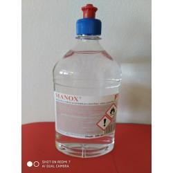 MANOX 500ml - alkoholový dezinfekční prostředek