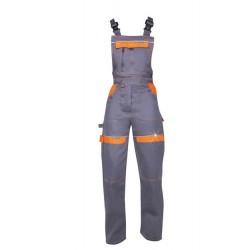 Ardon kalhoty klacl COOL TREND dámské šedo-oranžové H8132/36