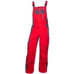 Ardon kalhoty lacl VISION 03 červeno-šedé H9158/46