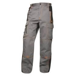 Ardon kalhoty pas VISION 02 šedo-oranžové,170cm  H9123/46