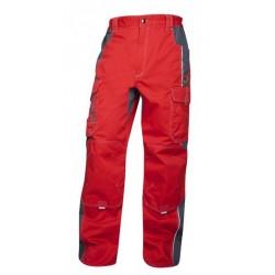 Ardon kalhoty pas VISION 02 červeno-šedé,170cm H9157/46