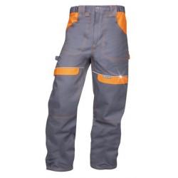 Ardon kalhoty pas COOL TREND šedo-oranžové H8308/46