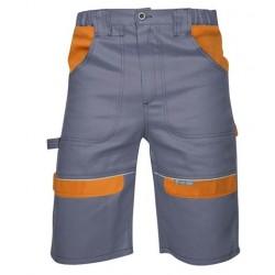 Ardon kraťasy COOL TREND šedo-oranžové H8608/46