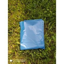 Pytle na odpad 80 my modrý 240 l rozměr 1000x1200 extra pevné