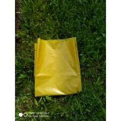 Pytle na odpad 80 my žlutý 240 l rozměr 1000x1200 extra pevné