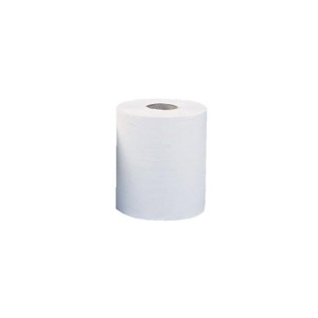 Papírové ručníky v rolích BÍLÉ - maxi dvouvrstvé celulóza  Merida  PR 11