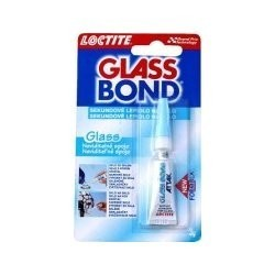 Lepidlo Glass Bond 3g