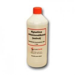 Kyselina solná (chlorovodíková) 1l